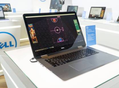 Dell adds 17-inch model to its new Inspiron 7000 2-in-1 laptop line