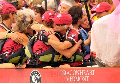 Thousands attended Dragon Boat Festival to Help Raise Money for Cancer Survivors