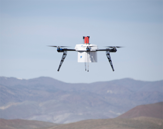 Verizon testing deployment of drones to provide mobile connectivity in emergency situations