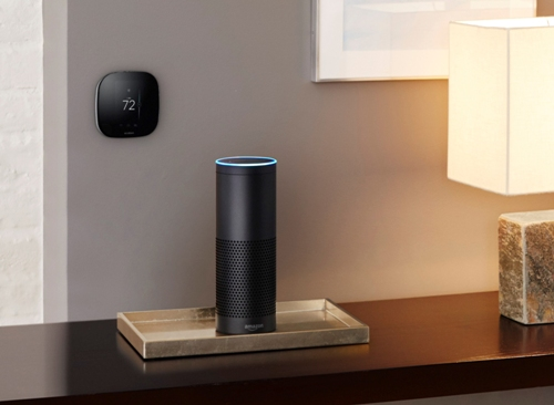 Ecobee3 Smart Thermostat now works with Amazon Echo