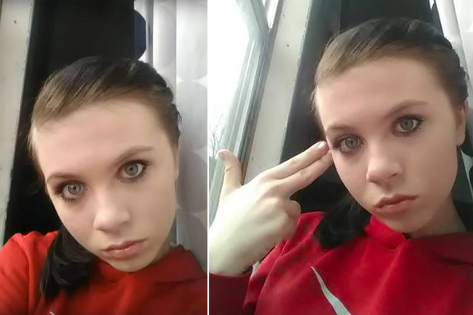 12-year-old Georgia girl live-streams her suicide