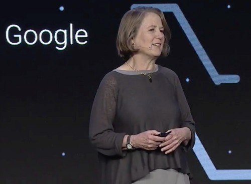 Google's Diane Green: Machine intelligence will take some time before it exceeds human intelligence