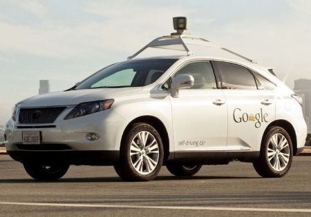 """Google accepts """"some responsibility"""" for its self-driving car's collision with bus"""