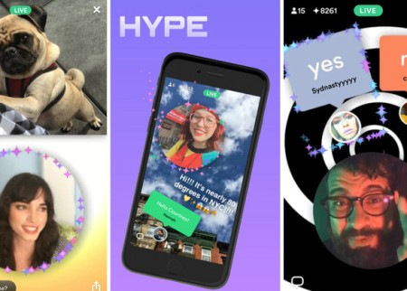 Vine creators launch their new initiative --- 'Hype' live streaming video service