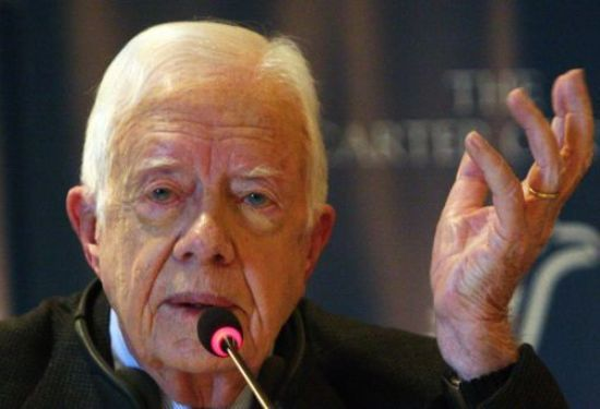 Ex-Prez Carter Supports Trump in Presidential Election