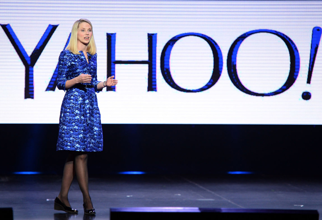 Yahoo isn't really going to fade away