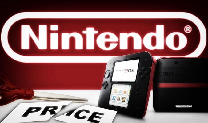 Nintendo to slash 2DS price to $80 on May 20; new 3DS games announced