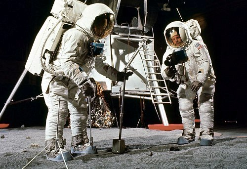New York auction house Bonhams holding Space History auction on 47th anniversary of Moon landing
