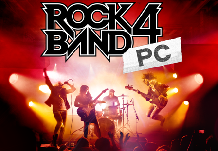 Harmonix scraps plans for 'Rock Band 4' PC version
