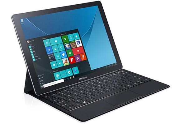 Samsung launches 'Galaxy TabPro S' Windows 10 tablet