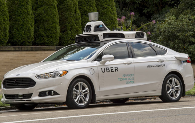 Waymo's lawsuit against Uber highlights the rush to conquer driverless cars
