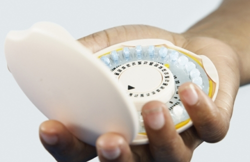 Contraceptives containing estrogen tend to boost vitamin D levels in women