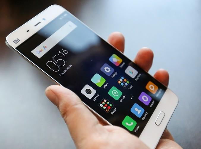 Xiaomi unveils newest flagship handset --- Mi 5