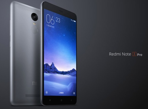 Xiaomi Redmi Note 3 Pro handset is available to buy directly from GearBest