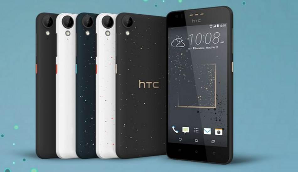 HTC unveils three new Desire handsets