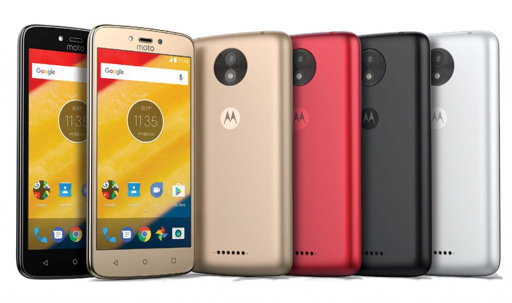 Lenovo aiming at Entry level customers with low cost Moto Smartphones