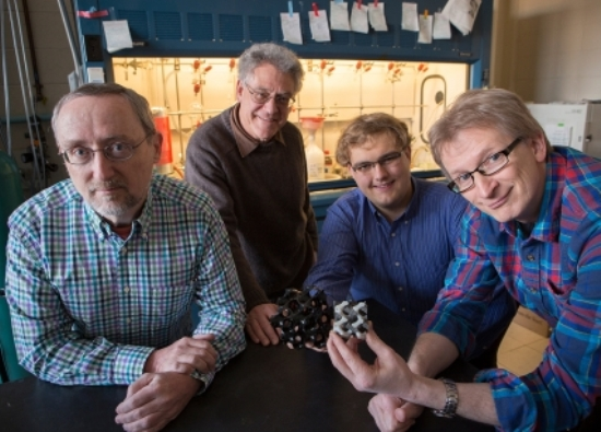 Cornell University researchers create self-assembled three-dimensional superconductor