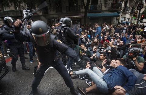 Police Shooting Power