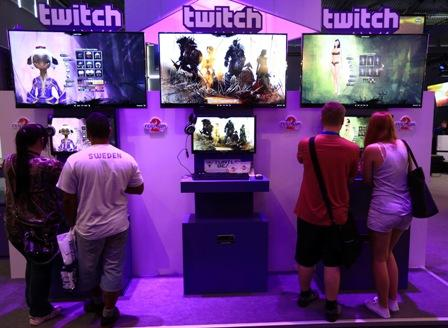 Report: eSports content accounts for 21.3% of Twitch viewership