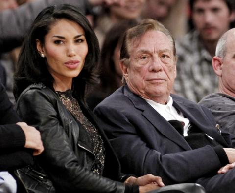 Los Angeles Judge awards Sterling's Estranged Wife $2.6 Million from Stiviano's Stash