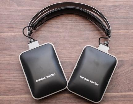 Harman Kordon unveils new lightweight wireless headphones
