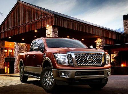 Nissan unveils all-new Titan pickup truck