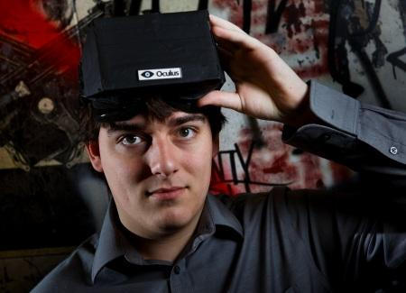 """Palmer Luckey: Success of immersive medium depends on its """"use"""" by people"""