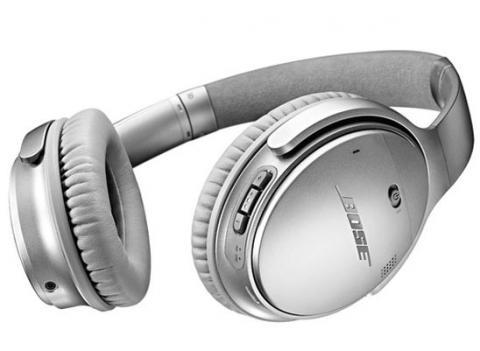 Bose launches QuietComfort 35s 'wireless' noise-cancelling headphones