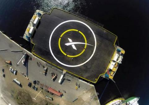 SpaceX going back to sea landings for a while