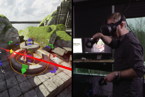 Unity announces VR scene editor for its game engine